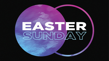 Easter Sunday 2019
