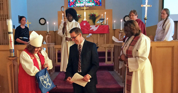 St. Mary's Gives Thanks for Trio of Blessings