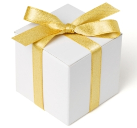 White  Gift Sunday - December 3rd
