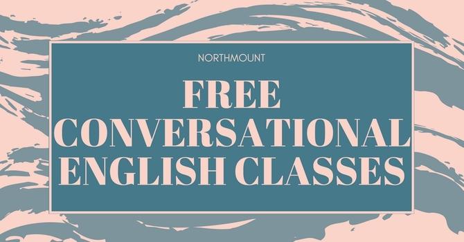 Conversational English Class image