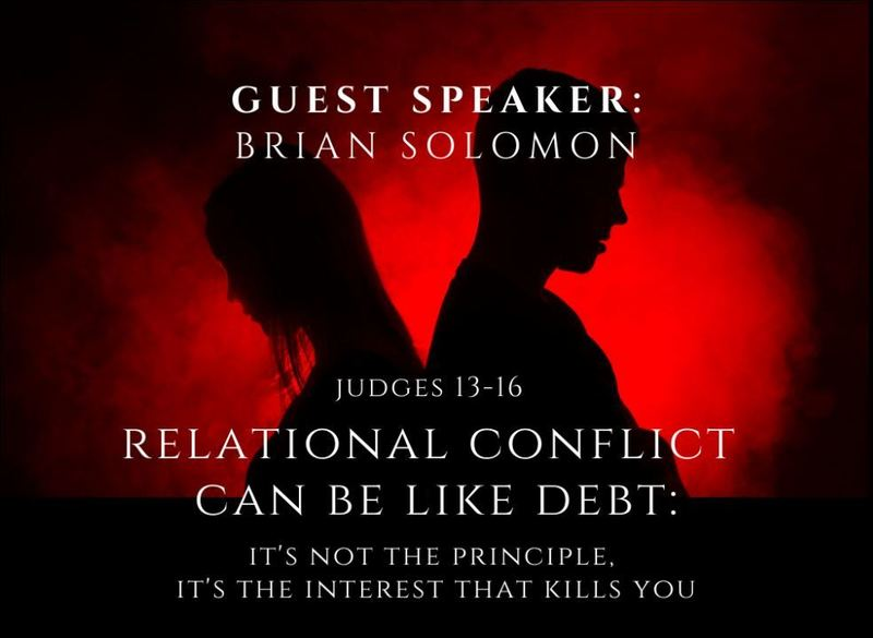 Relational Conflict Can Be Like Debt