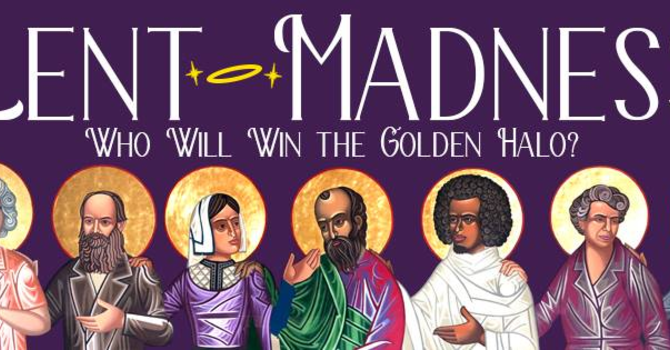 Lent Madness 2020 The Saintly Smackdown Returns! image