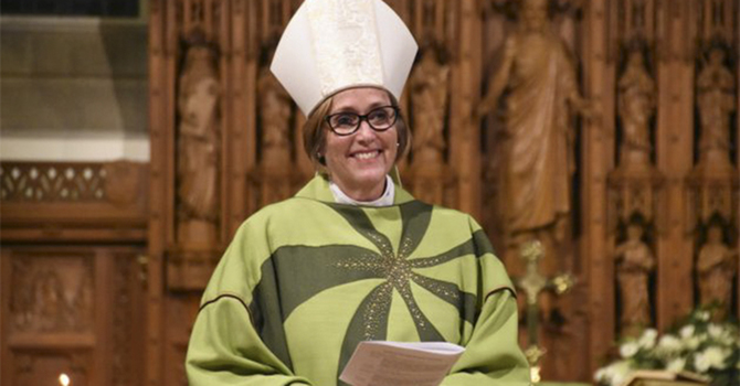 Letter from Archbishop Anne Germond and the Provincial House of Bishops image