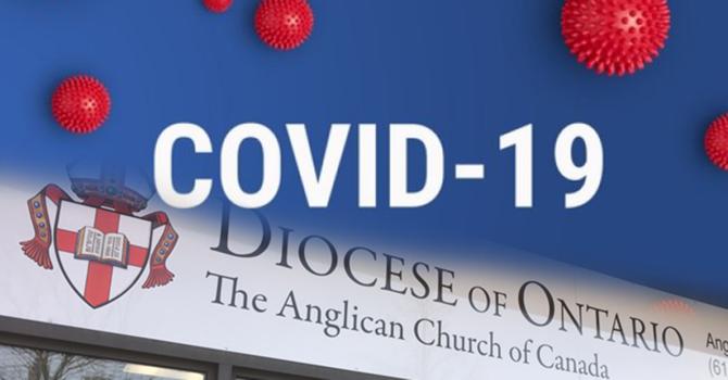 Bishop Michael: WORSHIP SERVICES SUSPENDED image