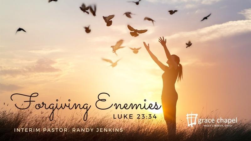 Forgiving Enemies