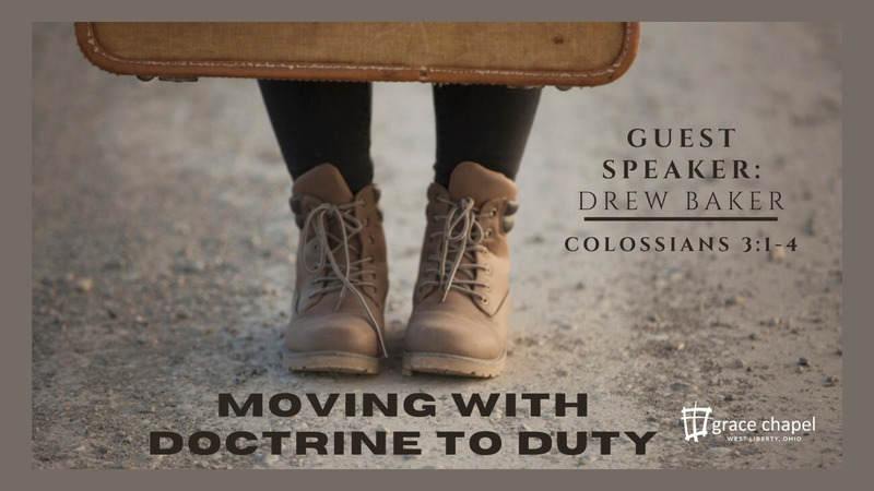 Moving with Doctrine to Duty