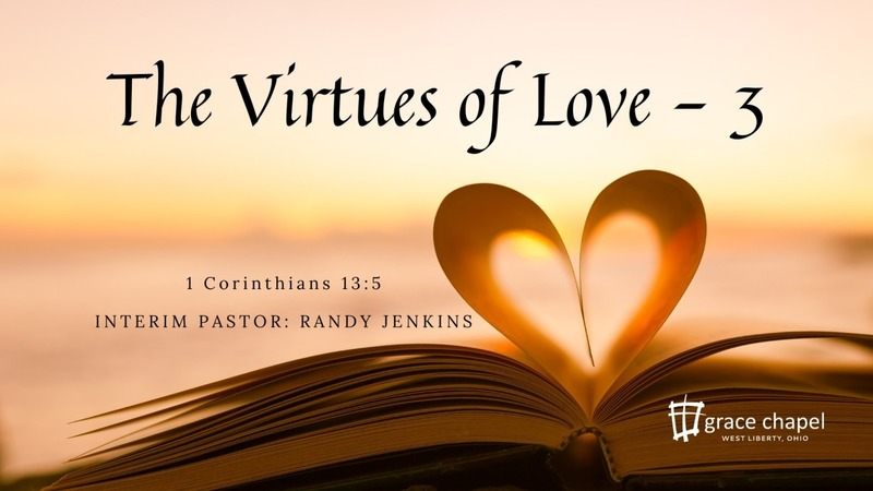 The Virtues of Love, Part 3