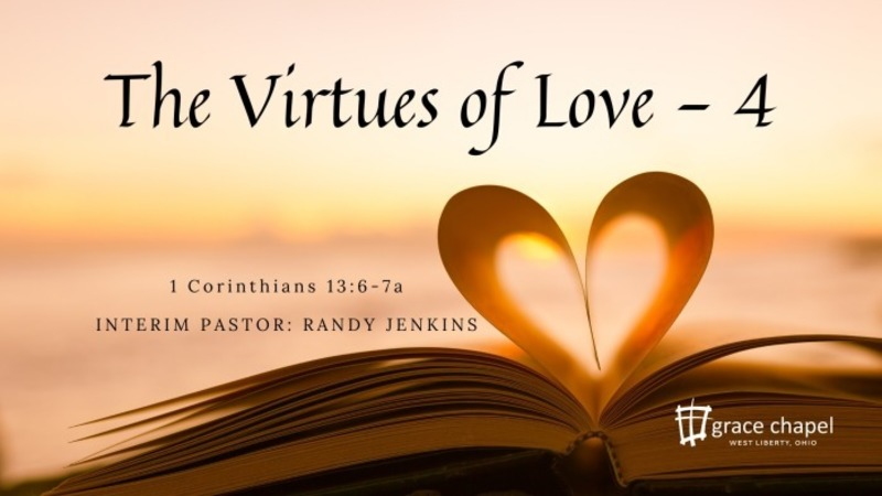 The Virtues of Love, Part 4