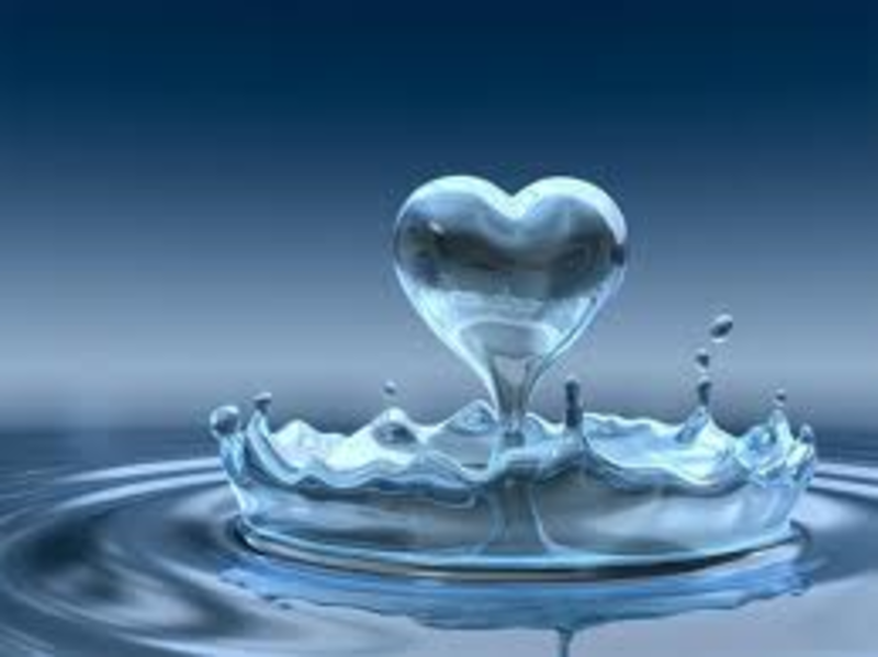 Life giving water