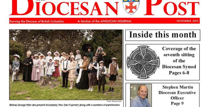 November 2015 Diocesan Post image
