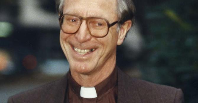 Eric Lowe, Priest:  October 5, 1926 - February 27, 2017 image