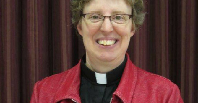 Clara Plamondon Appointed Incumbent, St Paul, Nanaimo image