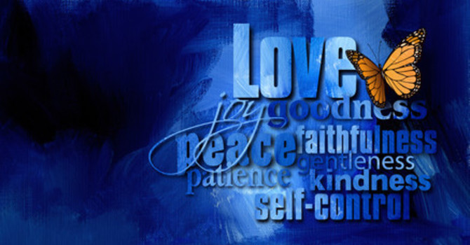 Fruit of the Spirit - Patience and Kindness