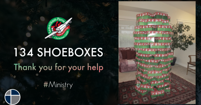 2018 Shoebox Ministry in Review image