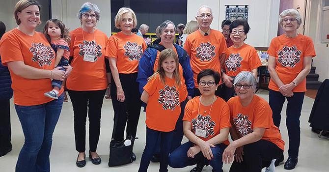 Honouring Orange Shirt Day