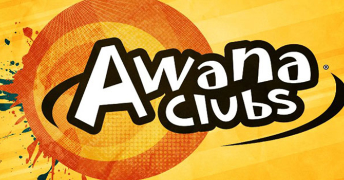 Now Closed - AWANA 2016-17 Registration  image