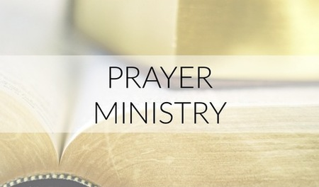 St. Martin's Prayer Ministry