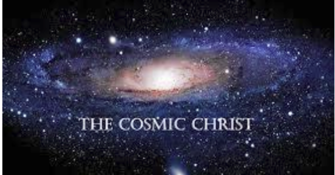 The Coming of the Cosmic Christ (S)