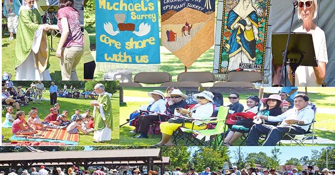 Tri-Parish Worship and Picnic in the Park