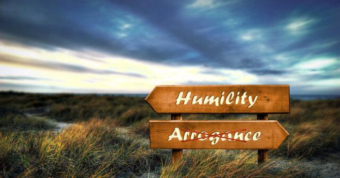 Remain Humble At Heart