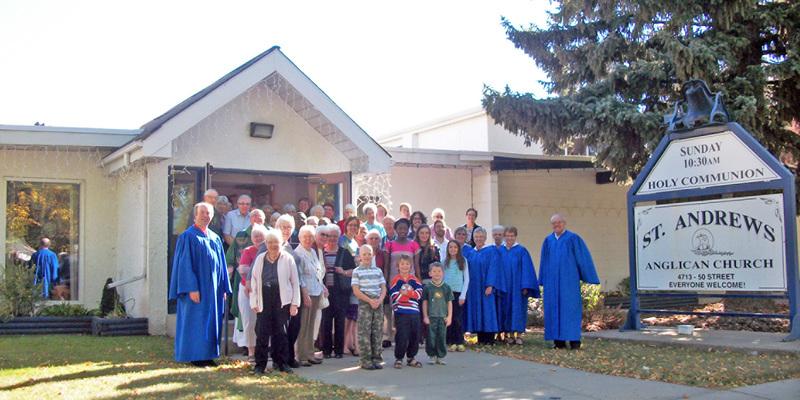 St. Andrew, Camrose