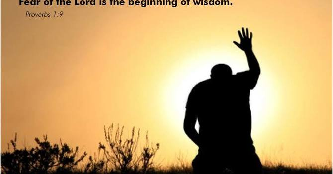 Fear The Lord & Worship Him