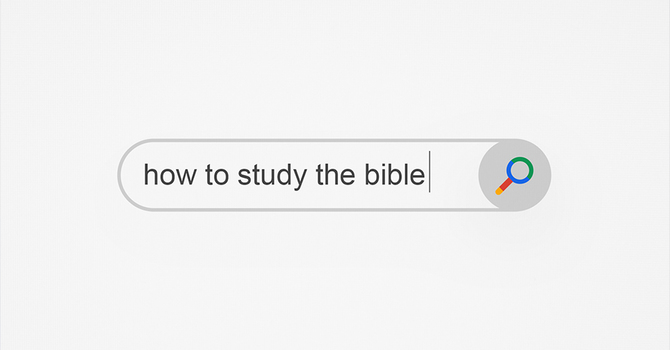 How to Study the Bible: Prayer