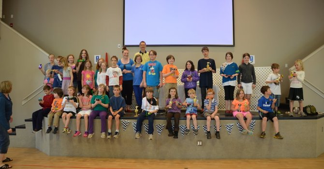AWANA Grand Prix was a Roaring Success!  image