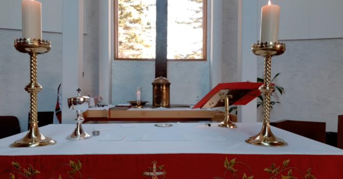 Eucharist Service November 15