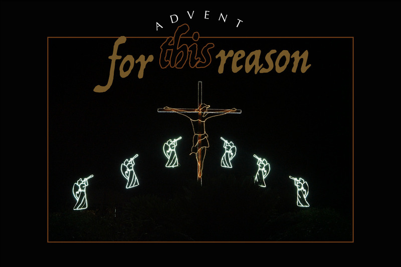 For this Reason: Salvation