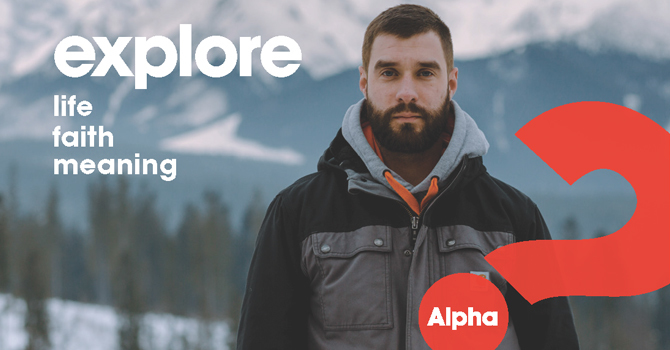 Alpha Course Volunteers  image