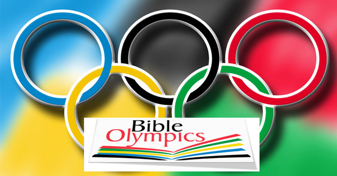 Bible Olympics for Lent image
