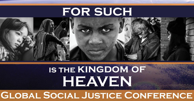 The Global Social Justice Conference image