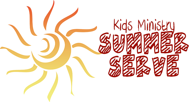 Kids Ministry Summer Serve image