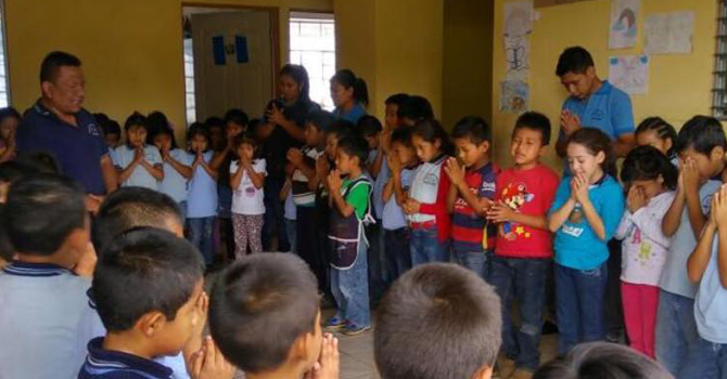 Guatemala Adult & Family Missions Trip image