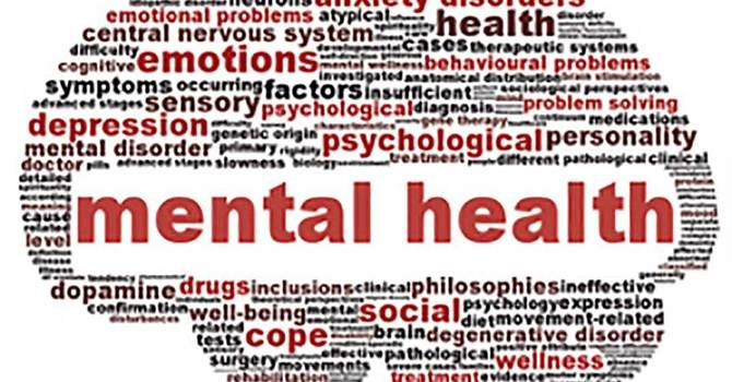 Mental Health during Covid 19  image