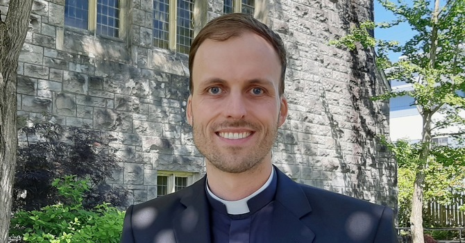 St. Clement's calls new priest! image