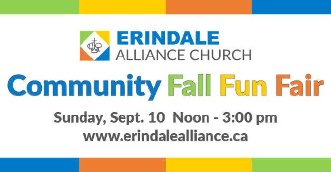 Community Fall Fun Fair image