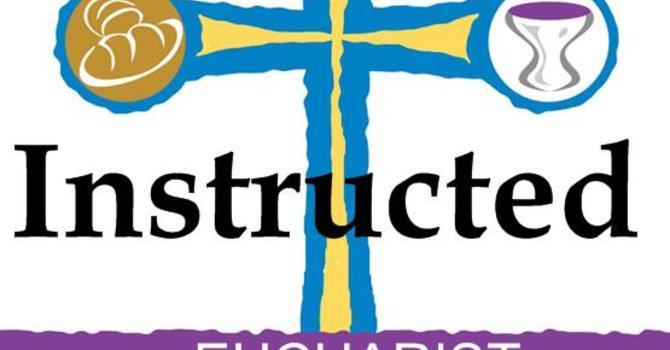 Pentecost 26 - Instructed Eucharist image