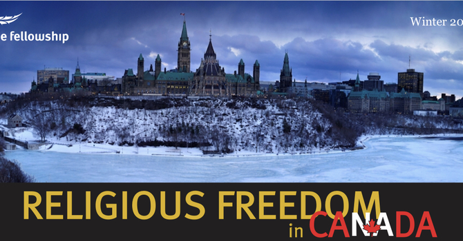The Fellowship National Council's Religious Freedom in Canada document, edition #2 image