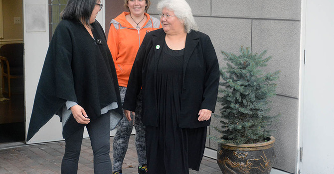 Care + Share funds go to Urban Aboriginal Ministry image
