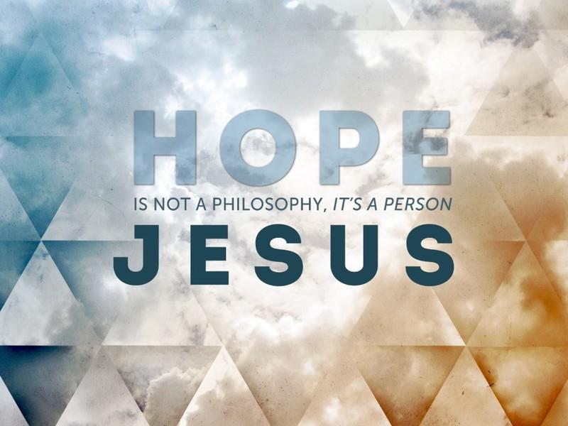 A Sure Hope