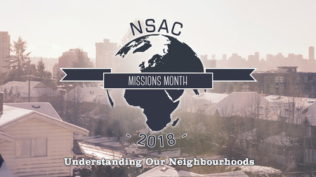 NSAC Missions Month January 2018