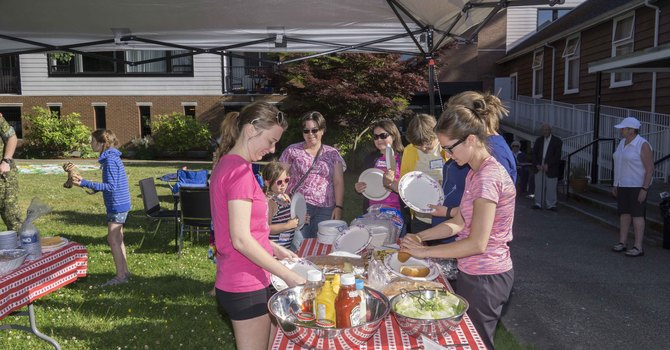 Military Family Resource Center Supper! Barbecue on June 28!    image
