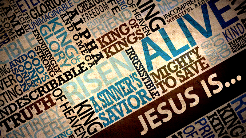 Colossians: Jesus Is...