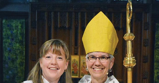 Clergy News Around the Diocese for Early May 2018