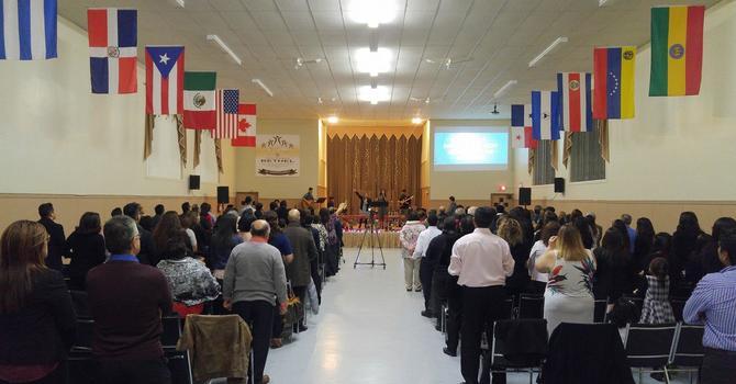 40th Anniversary Celebration of l'Église évangélique hispanique Bethel image