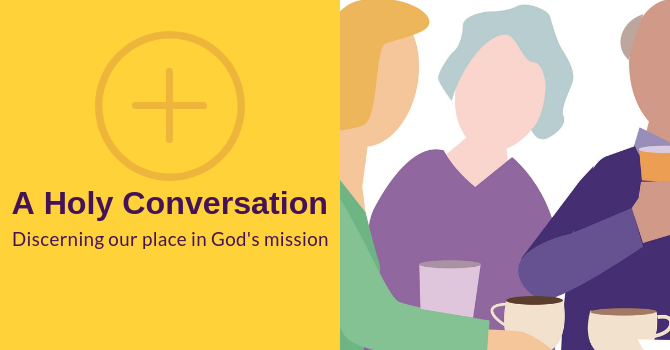 Members of the Holy Conversation coordinating team announced image