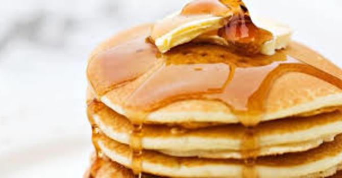 Family-Friendly Pancake Breakfast