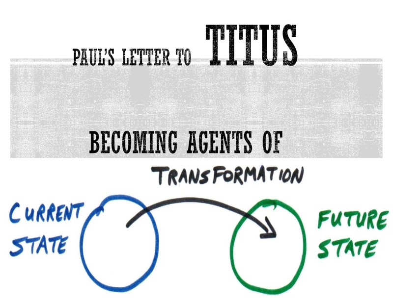 """Becoming Agents of Transformation"""